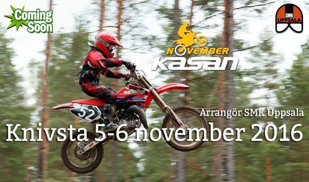 TA Brunnsborrning & VVS AB sponsrar Novemberkåsan